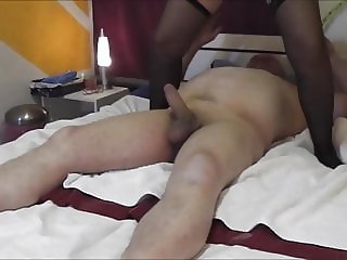cum shot inside and after licking pussy