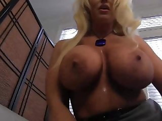joi stepmom alura jenson teach you how to use a blonde milf