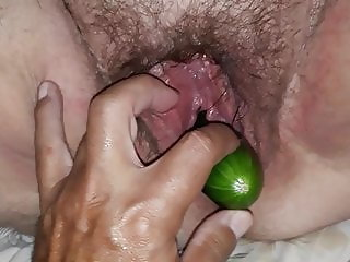 play with cucumber