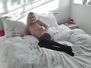 My Brother's Girlfriend Gets Cumshot in Mouth after Hot Sex