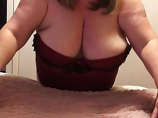 My BBW wife performs hot dance part 2