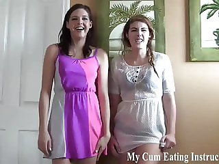 Blow your load right into your own mouth CEI