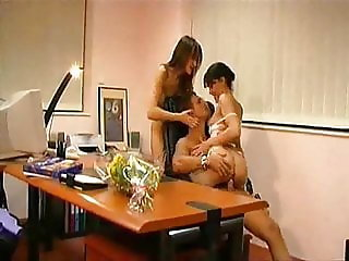 Office, Full length film with a great deal of office hardcor