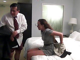 Role play with prostitute