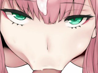 Darling! Zero Two Roleplay JOI Darling in the Franxx Anime Girl 002 Hentai