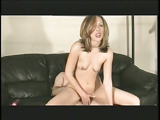 18 Year Old Amber Rios- Early Casting Video