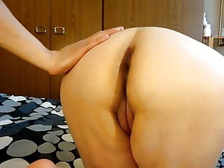 Wife Ass licking, fingering and sex