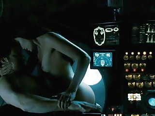 Malin Akerman Naked Sex from 'Watchmen' On ScandalPlanet.Com