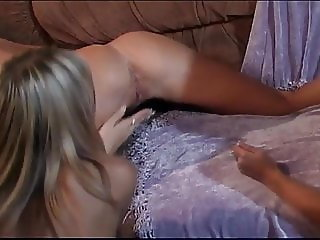Hot mom fucks daughter and friend