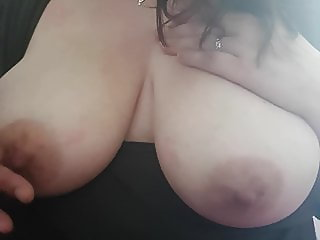 Sexy Wife Tits - wants your comments