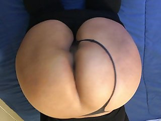 Mexican gilf shaking that fat ass