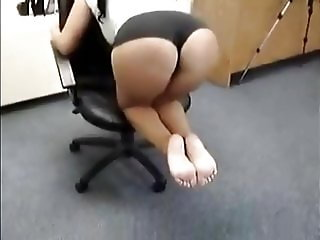 Phat Ass Ebony Shaking Twerking Compilation by MysteriaCD