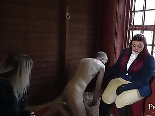Show Us That You're Sorry - Take Your Punishment, Slave