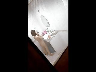 Thai Teen Spy Shower 3