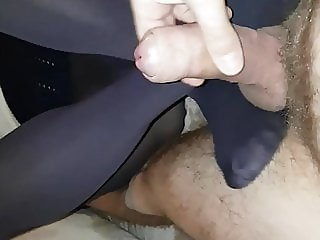 My Lady Gives Me A Luxury FootJob Wolford Opaques Feb 2019