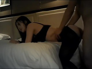 Chinese Outcall Hooker - Silver Heels