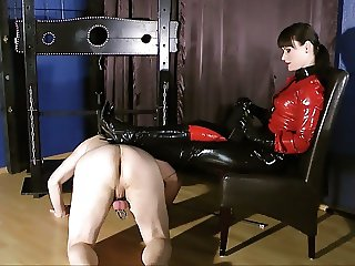Suffering for the chastity key