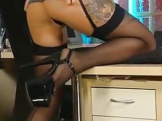 Paige Green naughty secretary