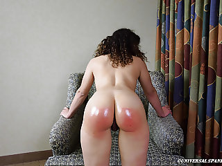 Strappings for Correction - (Spanking)