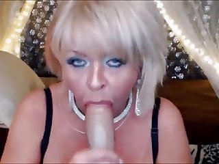 Hot Fit Granny On Webcam