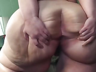 Monster SSBBW Ass