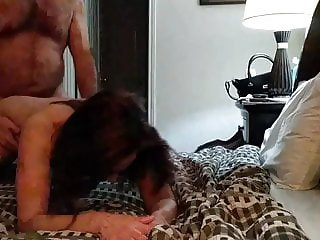 Foggy and pussy licking orgasm