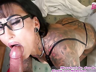german monster big boobs tits amateur milf seduced hotel boy