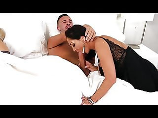 Adorable amateur whore try taboo sex by a stranger