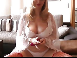 Lucky Postman with Naughty MILF While Her Husband Not Home