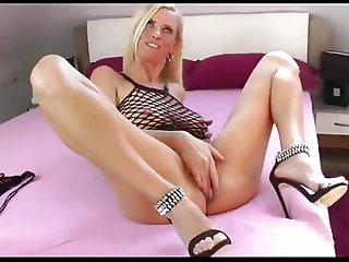 Naughty & Shameless Mature MILF Seduces Two Lucky Guys