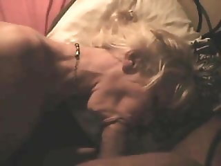 Beautiful Hot Marlene Works Her Pussy And A Cock