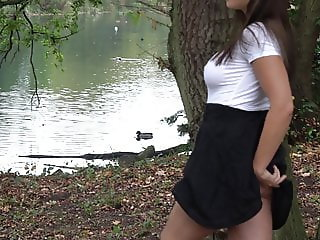 Tindra - By the lake in Wanstead Park - Part Two