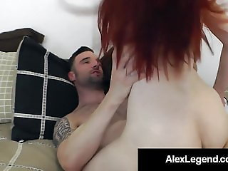 Family Fun! Violet Monroe Fucks Her Cousin & His Big Cock!
