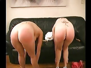 Samara and Tracy Hooker get a Spanking