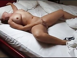 Wife home alone