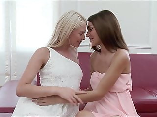 Lesbian Teen Licking Each Other Their Wet Holes