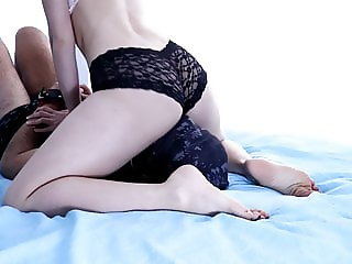 For My Pleasure Facesitting With Black Sexy Panties