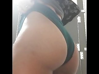 Sexy Miss Booty red Hump Day video