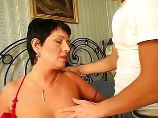 Czech Beauty MILF Jana - TRIPLE FEATURE