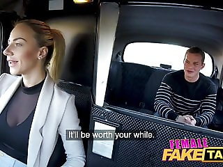 Female Fake Taxi Lucky guy gets hot fuck with Czech babe