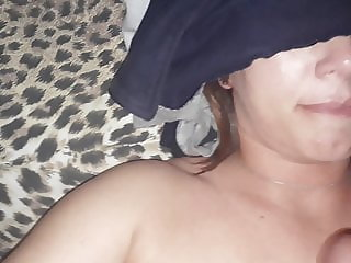 let my jessicca friend and my second cumshot enjoy her face