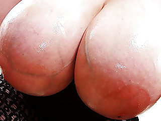 extreme oiled monster melons