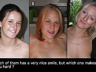 Make your choice #6 : which of these 3 women would you fuck?