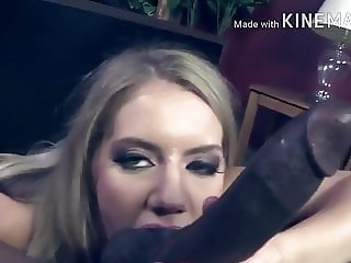 BBC large black dick in mouth