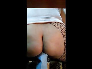 Antonella playing dancing, anal and whipping