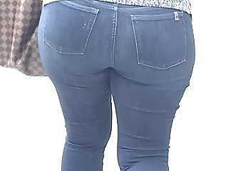 Phat Ass Pawg In Jeans