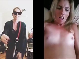 BLONDE  MASTERBATING  PART  2