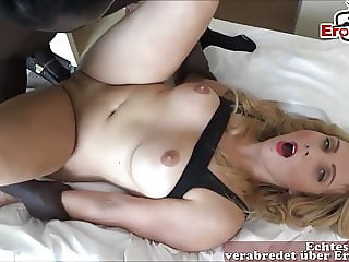 German amateur slut fucks black cock at userdate in hotel