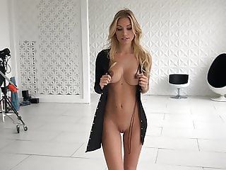 Sexy Blonde Katrin Nude from my Gallery