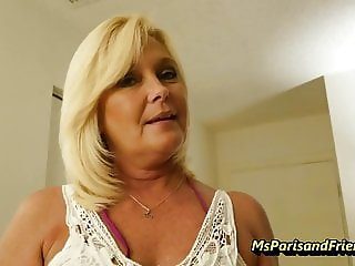 Taboo Mommy Teaches Her Son About Girls